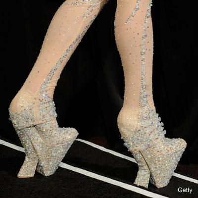 Alexander Mcqueen Lady Gaga Shoes